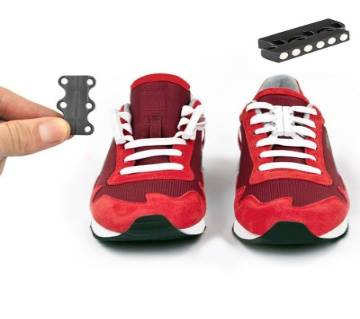 1 Pair Magnetic Shoelace Buckles Novelty Magnetic