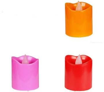LED tea Candle Light- 3 PCS