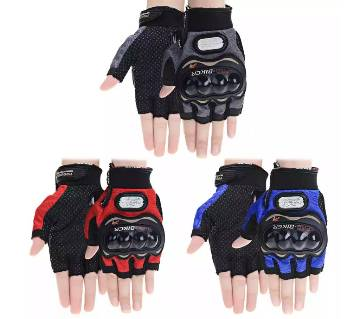 HALF FINGER GLOVES 1 Pair