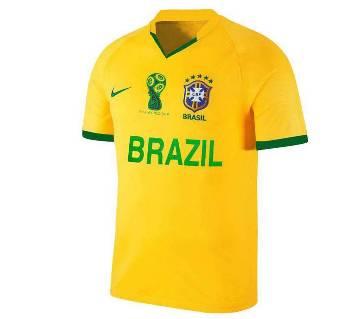 Brasil Short-sleeve Home Jersey 2018 (copy)