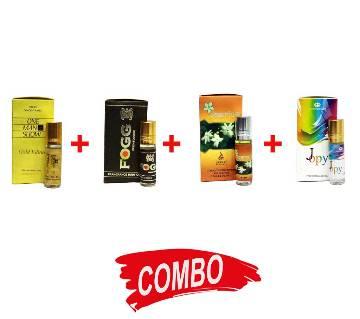 FOGG ROLL ON PERFUME (6 ml) - India + ROLL ON PERFUME (6 ml) - India - 3 pcs