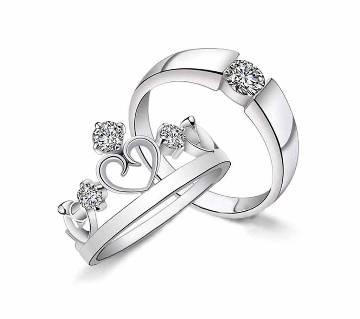 Promise Couple Finger Ring