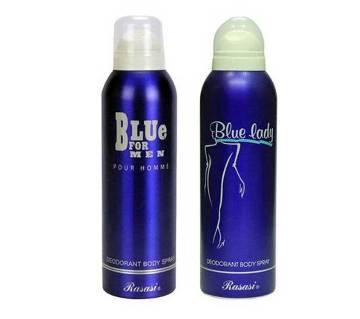Blue Men & Women