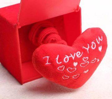 i love u valentine gift box