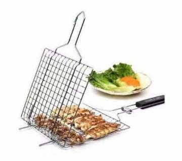 Portable BBQ grill net