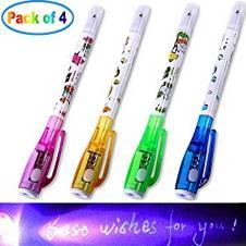 UV ম্যাজিক পেন (4টি) বাংলাদেশ - 6873754