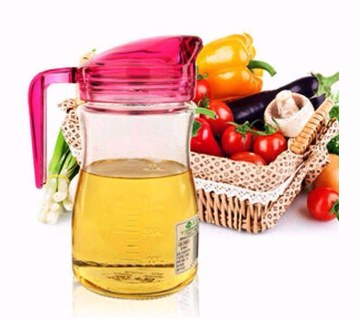 Kitchen oil container pot