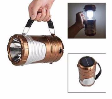 Solar Lantern Lamp with Power Bank