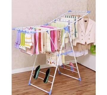 Folding Stainless Steel Clothes ড্রাইং র্যাক