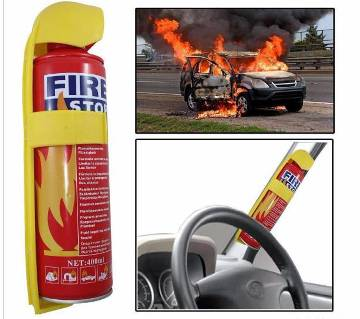 FIRE STOP Portable Foam Fire Extinguisher
