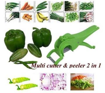 2 In 1 Multi Cutter Vegetable & Fruit