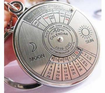 293 Calendar Key Ring