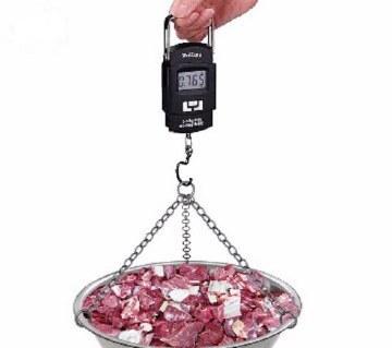 ইলেকট্রনিক হ্যাঙ্গিং ওয়েট স্কেল - 50kg