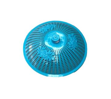 74130 Bengal Food Cover 21 cm- Light Blue (Combo of 10)