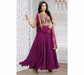 Indian Un stitched Georgette dress