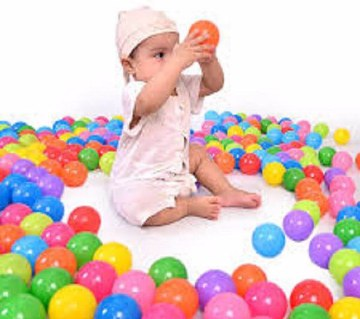 Kids tent ball (50 pc)