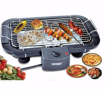 3-IN-1 Smokeless Electric BBQ Grill