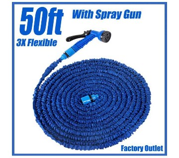 Magic Hose Pipe 50 Ft -Extendable