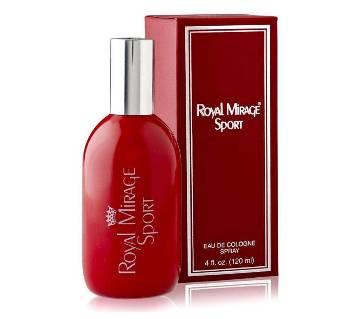 ROYAL MIRAGE Sport EDC Spray perfume For Men