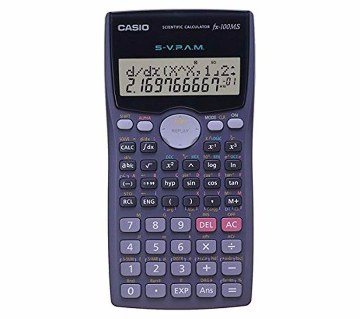 Casio FX-100MS সাইন্টিফিক ক্যালকুলেটর1