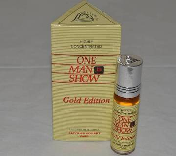 One Man Show Halal Perfume For Man -6ml (France)