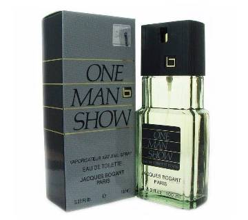 ONE MAN SHOW SILVER EDITION  Perfume For Man - 100ml (France)