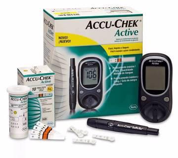 Accu-chek Blood Glucose Test Meter