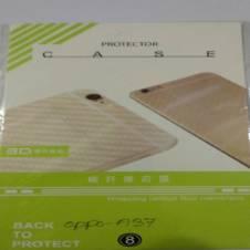 Oppo A37 Transparent Fiber Sticker