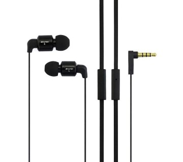Awei Es600I Noodle Style In-Ear Earphone with Microphone