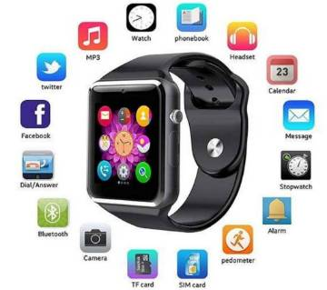 A1 Smart Watch (Sim Supported)