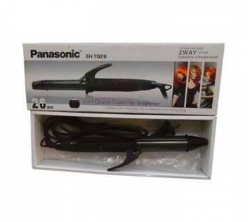 Panasonic EH-TQ26 2 Way Curler and Hair Straight