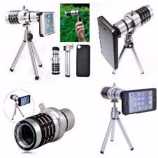 12X Universal Mobile Zoom Lens