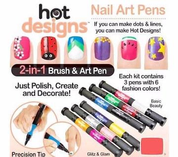 8 in 1 Nail art Pen