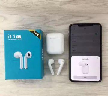 i11 TWS Wireless Bluetooth