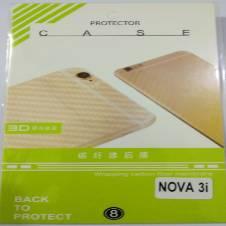 Nova 3i Transparent Carbon Fiber Sticker
