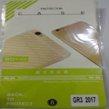 Huawei GR3 2017 Transfarent Fiber Sticker