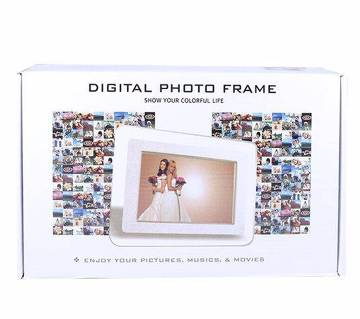 "TruTech Digital Photo Frame 7"""