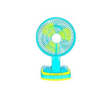5590 Portable Powerful Rechargeable Fan with 21SMD