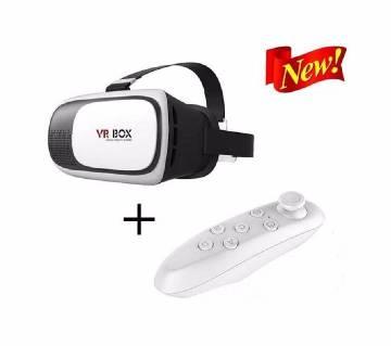 VR বক্স উইথ রিমোট