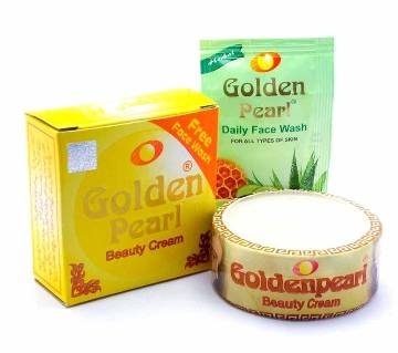 Golden pearl beauty cream 28g- Pakistan