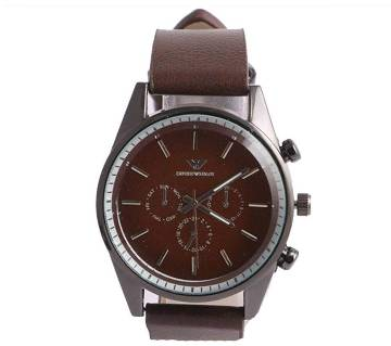 Emporio Armani  Gents  wrist watch  - Copy