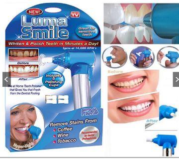 Luma Smile টিথ পোলিশ ও হোয়াইটেনিং কীট