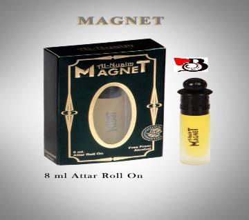 Al nuaim Magnet Roll on Floral halal perfume 8ml - India
