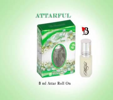 Al nuaim Attarful রোল-অন ফ্লোরাল হালাল পারফিউম 8 ml - India