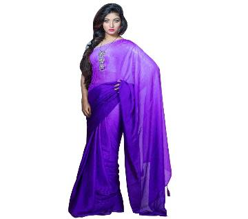 Crepe Georgette Saree