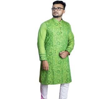 Dhupian Silk Panjabi