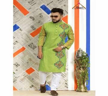 Dhupiyan Silk Panjabi