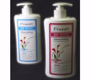 Fruiser Hand & Body Lotion - 400ml