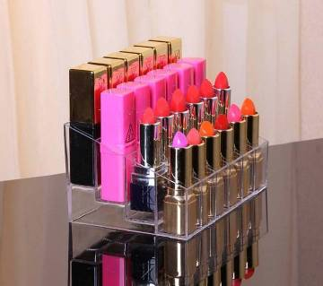 Lipstick হোল্ডা 24 Pcs Hole