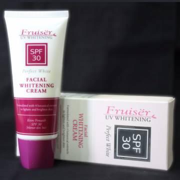 Fruiser UV SPF 30 Whitening Cream - 50ml